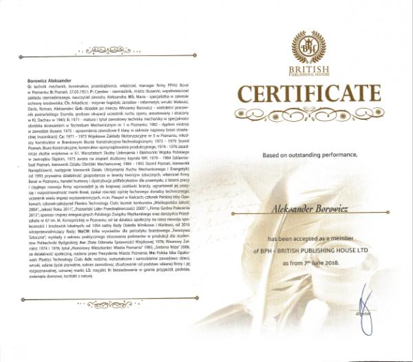 boral-certyfikat-2018